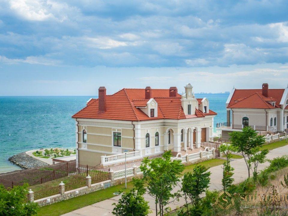 Купить апартаменты у моря Крым