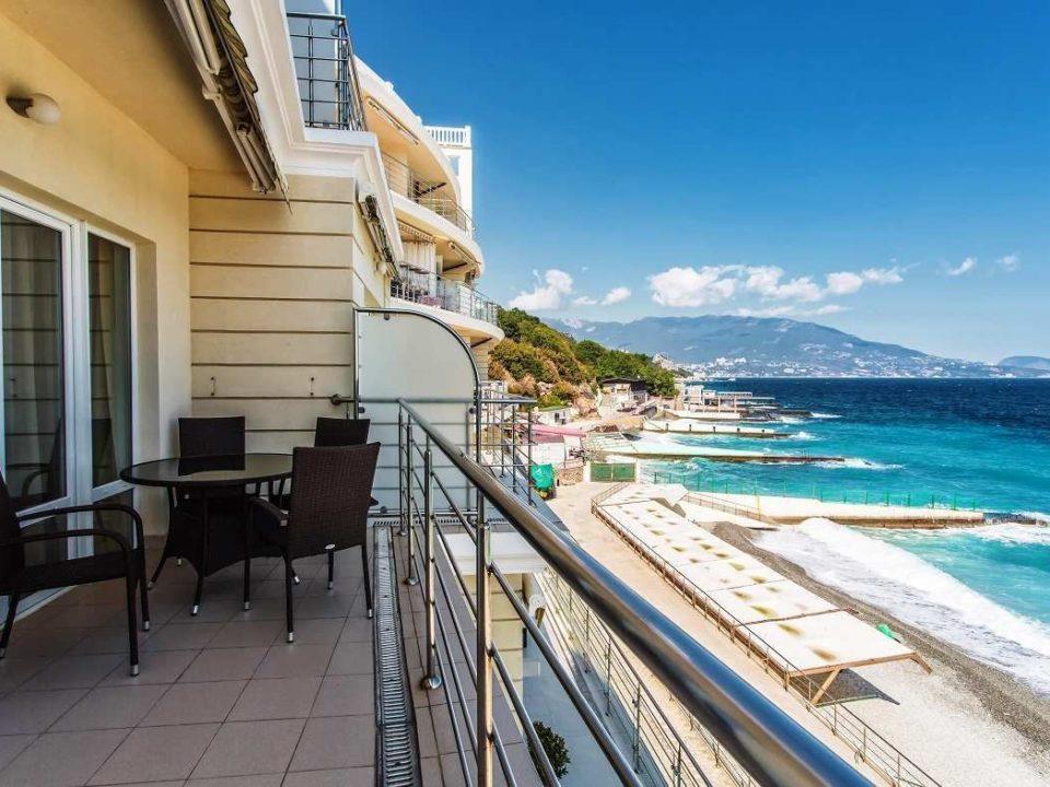 Купить квартиру на Черном море